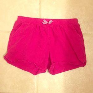Lands End girls shorts